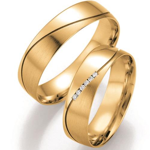 Snubni Prsteny Zlute Zlato