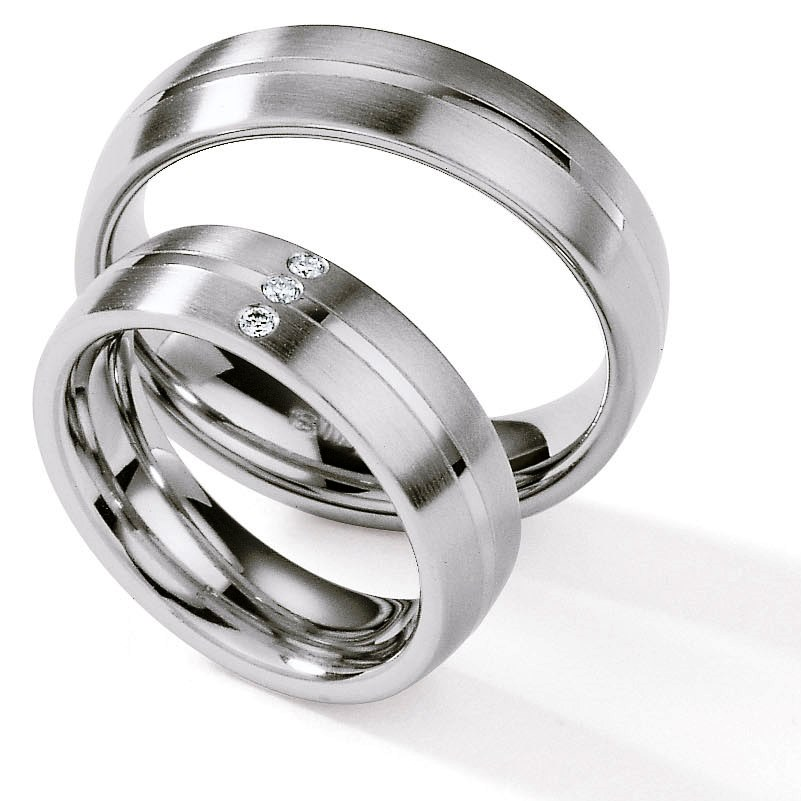 Snubni Prsteny Ocel